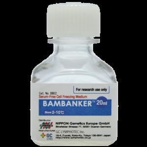 Bambanker cell freezing media - 20 mL vial
