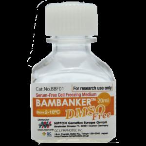 BBF01 Bambanker Freezing Media-DMSO-Free