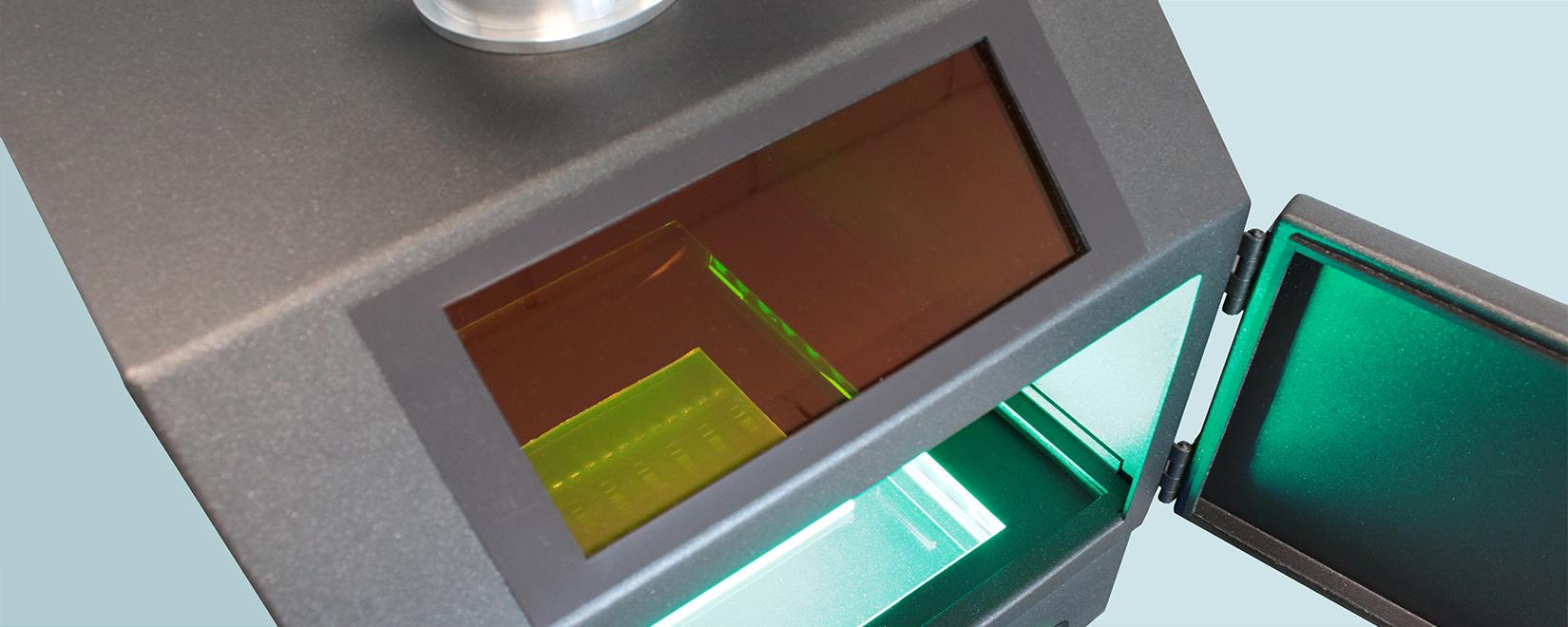 FastGene FAS-DIGI-Compact viewing windoww-gel