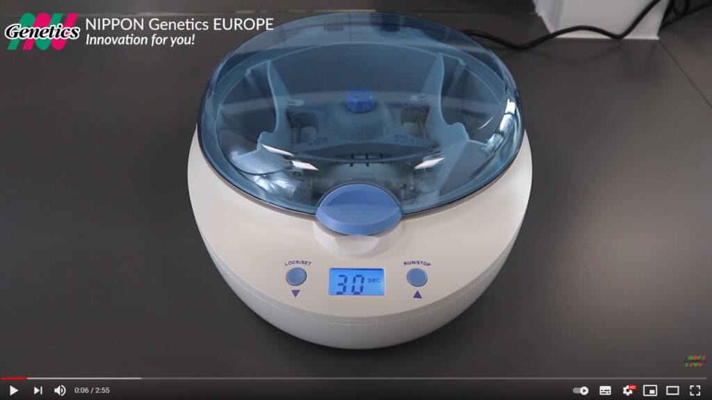 FastGene Plate Centrifuge - video