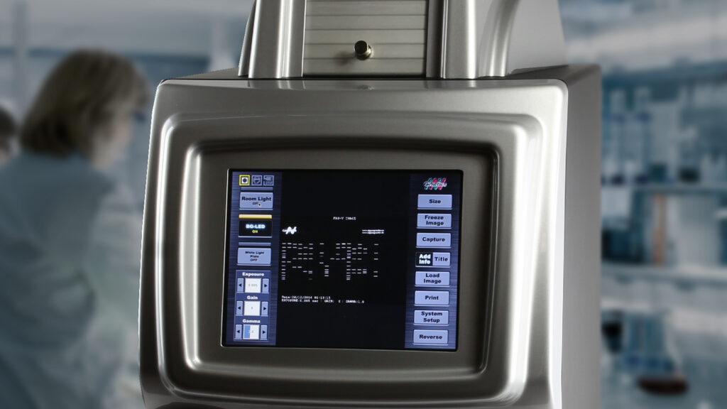 FastGene FAS V Geldoc-System - video thumbnail